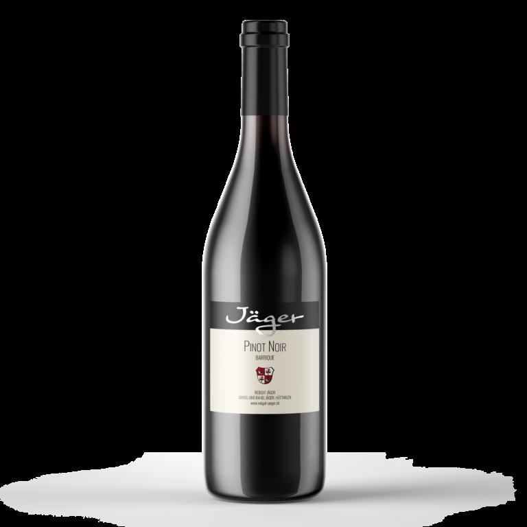 Pinot Noir Barrique 2018